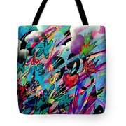Wounded Fruit Tote Bag by Rachel Christine Nowicki
