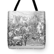 Wounded Knee, 1890 Tote Bag by Granger