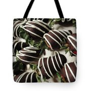 Wrapped In Chocolate Tote Bag