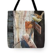 Wrental Property Sold Prints Available Tote Bag