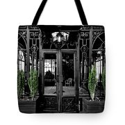 Wrought With Winter Tote Bag