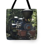 Wslc Shay At Yosemite Tote Bag