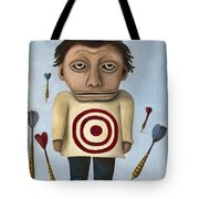 Wtf 2 No Words Tote Bag by Leah Saulnier The Painting Maniac