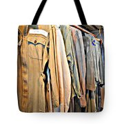 Wwii Flight Suits Tote Bag
