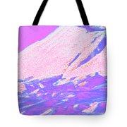 Wyoming Mountains 4-2 Tote Bag