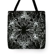 X-ray Diffraction Of Tungsten Tip Tote Bag