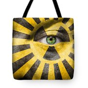 X-ray Vision Tote Bag
