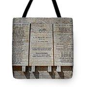 Xi. Olympic Games 1936 - Berlin Tote Bag