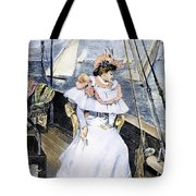 Yachting Costume, 1894 Tote Bag