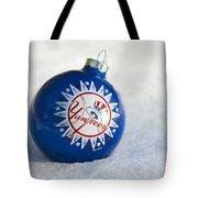 Yankees Ornament Tote Bag