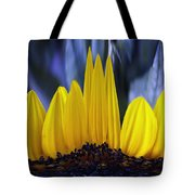 Florida's State Wildflower Tote Bag