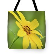 Yellow Artichoke Tote Bag