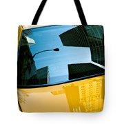 Yellow Cab Big Apple Tote Bag