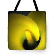 Yellow Calla Lily 1 Tote Bag