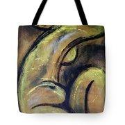 Yellow Caryatid - Nudes Gallery Tote Bag
