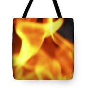 Yellow Dance Tote Bag