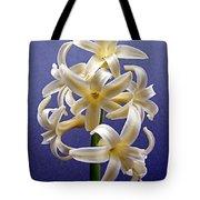 Yellow Hyacinth Tote Bag