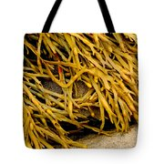 Yellow Kelp Tote Bag