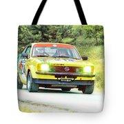 Yellow Opel Tote Bag