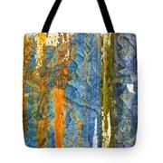 Yellow River Tote Bag