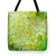 Yellow Shower Tree - 5 Tote Bag
