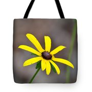 Yellow Star Tote Bag
