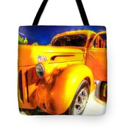 Yellow Truck 2 Tote Bag