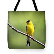 Yellow Tux Tote Bag