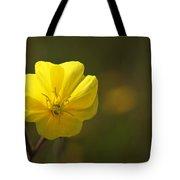 Yellow Wild Flower Tote Bag