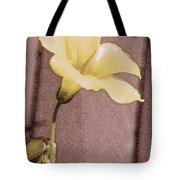 Yellow Wood Sorrel Tote Bag