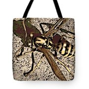 Yellowjacket Tote Bag