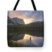 Yellowjacket Lake Tote Bag