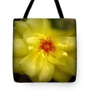 Yellowrose Tote Bag