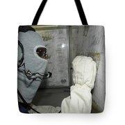 Yeoman Plots Simulated Damage Tote Bag