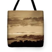 Yesteryears Sunset Tote Bag