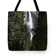 Yosemite Falls, Yosemite National Park Tote Bag