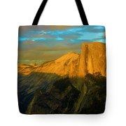 Yosemite Golden Dome Tote Bag