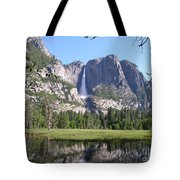 Yosemite National Park Usa Tote Bag