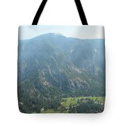 Yosemite Valley Tote Bag