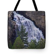 Yosemite Waterfall Tote Bag
