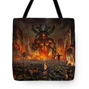 You Allow Them To Rule Our World Tote Bag