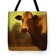 You Can Not Cow Me Tote Bag