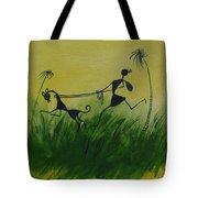 You En I In This Beautiful World Tote Bag