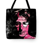 You Say I Am A Dreamer Tote Bag