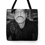 You Taulking To Me Tote Bag by Kym Backland
