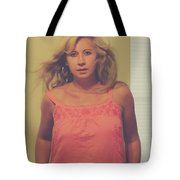 You'll Be Here In Me Tote Bag