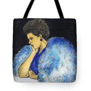 Young Billie Holiday Tote Bag