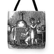 Young Chemists Tote Bag
