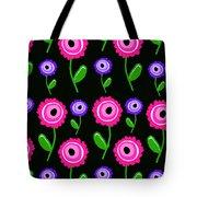 Young Florals  Tote Bag