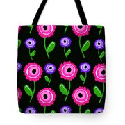 Young Florals  Tote Bag